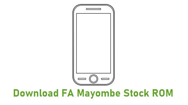 Download FA Mayombe Stock ROM