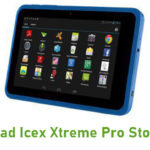 Icex Xtreme Pro Stock ROM