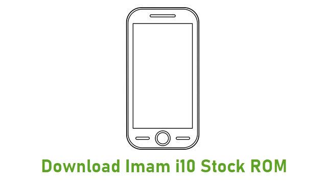 Download Imam i10 Stock ROM
