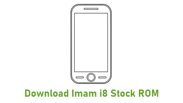 Download Imam i8 Stock ROM