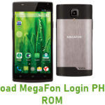 MegaFon Login PH Stock ROM