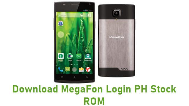 Download MegaFon Login PH Stock ROM