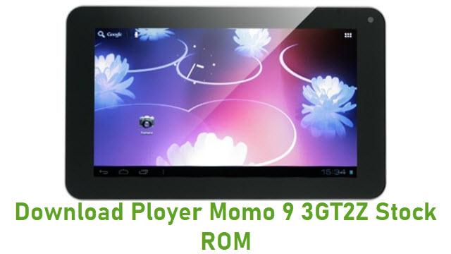 Download Ployer Momo 9 3GT2Z Stock ROM
