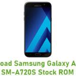 Samsung Galaxy A7 2017 SM-A720S Stock ROM
