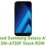 Samsung Galaxy A7 Duos SM-A720F Stock ROM
