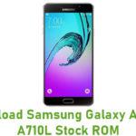 Samsung Galaxy A7 SM-A710L Stock ROM