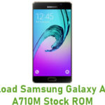 Samsung Galaxy A7 SM-A710M Stock ROM