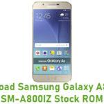 Samsung Galaxy A8 Duos SM-A800IZ Stock ROM