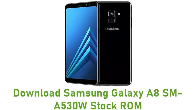 Download Samsung Galaxy A8 SM-A530W Stock ROM
