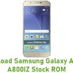 Samsung Galaxy A8 SM-A800IZ Stock ROM