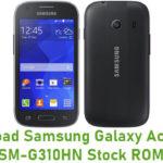 Samsung Galaxy Ace Style SM-G310HN Stock ROM
