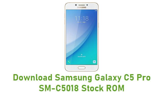 Download Samsung Galaxy C5 Pro SM-C5018 Stock ROM