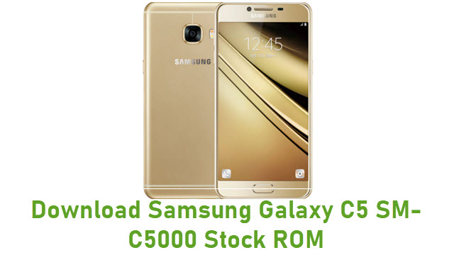 Download Samsung Galaxy C5 SM-C5000 Stock ROM
