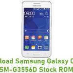 Samsung Galaxy Core 2 SM-G3556D Stock ROM