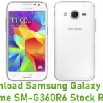 Samsung Galaxy Core Prime SM-G360R6 Stock ROM