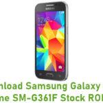 Samsung Galaxy Core Prime SM-G361F Stock ROM