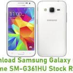 Samsung Galaxy Core Prime SM-G361HU Stock ROM