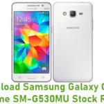 Samsung Galaxy Grand Prime SM-G530MU Stock ROM