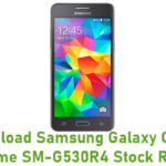 Samsung Galaxy Grand Prime SM-G530R4 Stock ROM