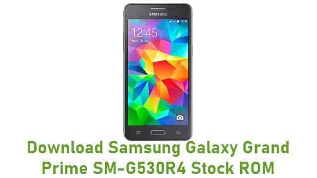 Download Samsung Galaxy Grand Prime SM-G530R4 Stock ROM
