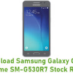 Samsung Galaxy Grand Prime SM-G530R7 Stock ROM
