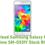 Samsung Galaxy Grand Prime SM-G531Y Stock ROM