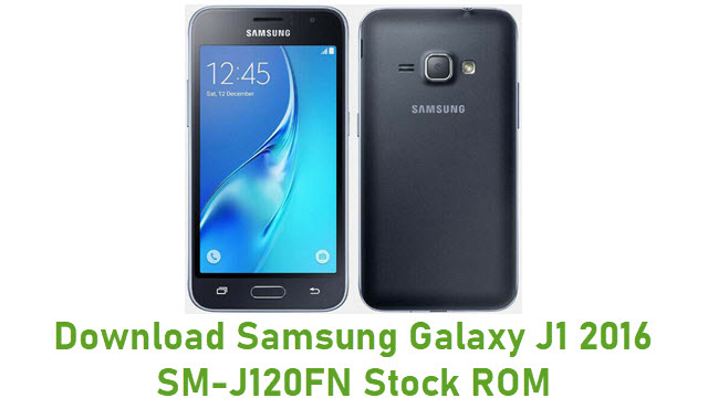 Download Samsung Galaxy J1 2016 SM-J120FN Stock ROM