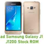 Samsung Galaxy J1 4G SM-J120G Stock ROM