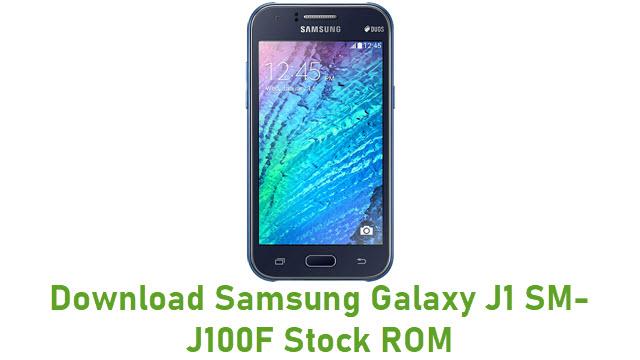 Download Samsung Galaxy J1 SM-J100F Stock ROM