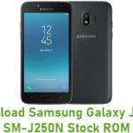 Samsung Galaxy J2 Pro SM-J250N Stock ROM