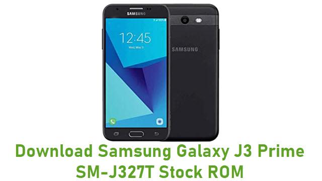 Download Samsung Galaxy J3 Prime SM-J327T Stock ROM