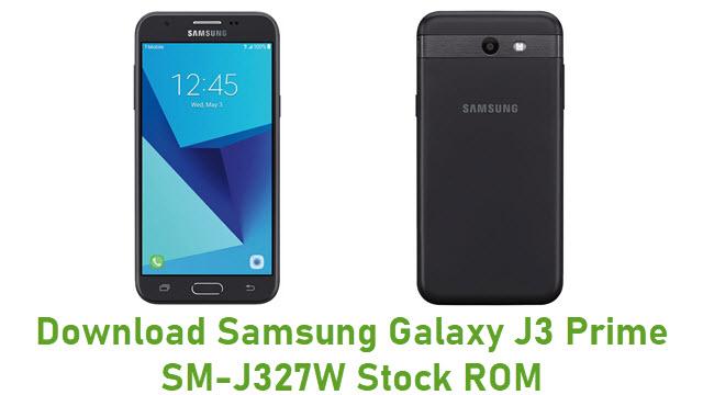 Download Samsung Galaxy J3 Prime SM-J327W Stock ROM