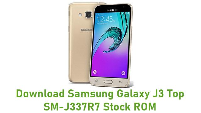 Download Samsung Galaxy J3 Top SM-J337R7 Stock ROM