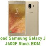 Samsung Galaxy J4 SM-J400F Stock ROM