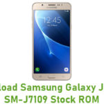 Download Samsung Galaxy J7 2016 SM-J7109 Stock ROM