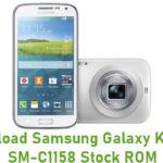 Samsung Galaxy K Zoom SM-C1158 Stock ROM
