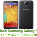 Samsung Galaxy Note 3 Neo SM-N750 Stock ROM