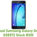 Samsung Galaxy On5 SM-G550T2 Stock ROM