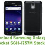 Samsung Galaxy S2 Skyrocket SGH-I757M Stock ROM