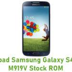 Samsung Galaxy S4 SGH-M919V Stock ROM
