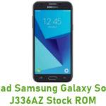 Samsung Galaxy Sol 3 SM-J336AZ Stock ROM