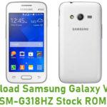 Samsung Galaxy V Plus SM-G318HZ Stock ROM