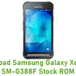 Samsung Galaxy Xcover 3 SM-G388F Stock ROM