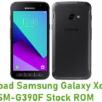 Samsung Galaxy Xcover 4 SM-G390F Stock ROM