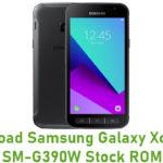 Samsung Galaxy Xcover 4 SM-G390W Stock ROM