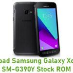Samsung Galaxy Xcover 4 SM-G390Y Stock ROM