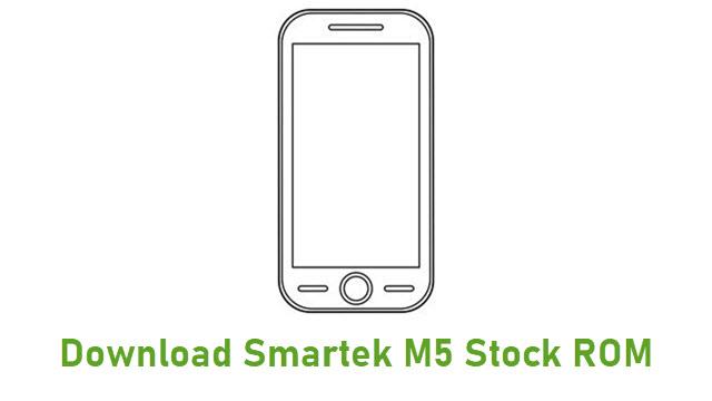 Download Smartek M5 Stock ROM