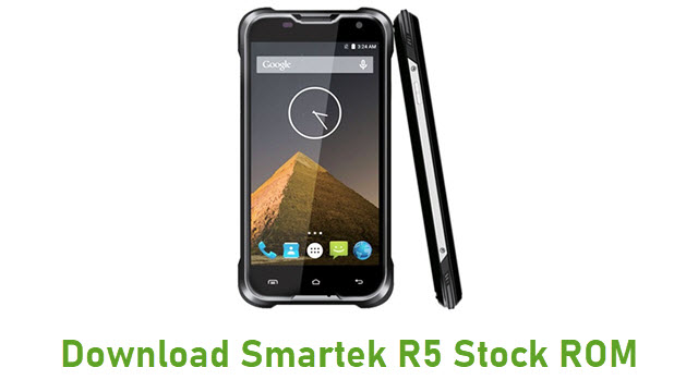 Download Smartek R5 Stock ROM
