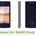 Uni N6100 Stock ROM