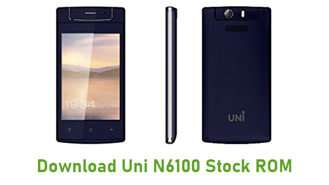 Download Uni N6100 Stock ROM